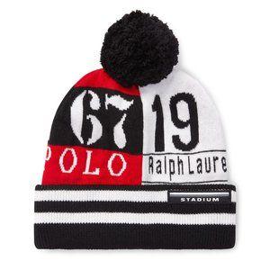 Polo Ralph Lauren Stadium RL67 Wool-Blend Hat NWT
